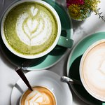 Coffee at the Collins Quarter is an experience not to be missed