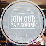 P&P Social Weekdays 5-8pm
