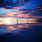 Salar de Uyuni - Atardecer3