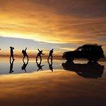 Salar de Uyuni - Atardecer4