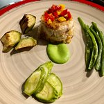 Best Swordfish and Zucchini ever