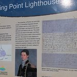 About the Tacking Point Lighthouse