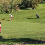 We are located near a 18 hole golf course.