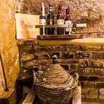 Inside the Cellar Tasting Room