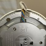 Unsafe electrical appliances with copper wiring exposed