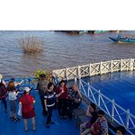 Tonle sap: view from upper deck