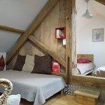 """chambre """"Vacances en Famille"""""""