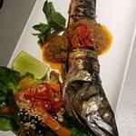 Mackerel sambal