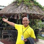 our manager mr.jusni AKA manja