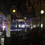 Foto de Triangle Restaurant-Lounge-Bar