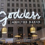 Goddess and the Baker Photo