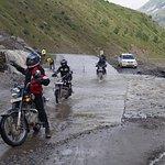 Motor Biking expeditions - Manali to Leh