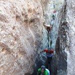 Trekking Aventura - Escaleras colgantes