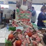EdBush - Mercado do Peixe, Quarteira. D.Glória
