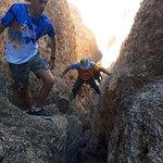 Trekking Aventura - Cañadón del desafío
