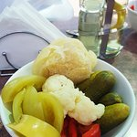 Mixed pickles.