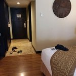 Our Deluxe King size room on 2nd floor