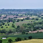 Part of the Cheshire plain