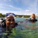 Diving is always fun!