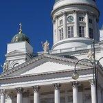 Кафедральный собор Хельсинки, 5 мая 2018 года...