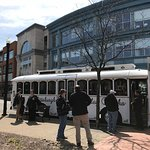 Trolley Tours at The Southside Works