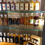 Local olive oils and vinegars