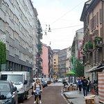 Un tratto di Corso Garibaldi