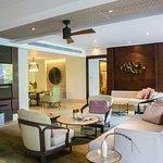 The Ritz-Carlton Suite 2 Bedroom Living Area