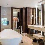 The Ritz-Carlton Suite 2 Bedroom Bathroom