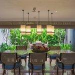 The Ritz-Carlton Oceanfront Villa Dining Room