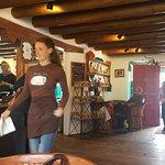 Cozy & welcoming seating at Kakawa Chocolate House