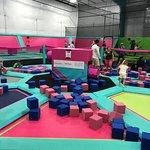 Shell We Bounce Kids Zone
