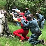 Half term holiday adventure activities in Coniston in the Lake District Cumbria archery paintbal
