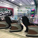 Shell We Bounce Massage Chairs on 2nd level