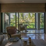 The Ritz-Carlton Suite Living Area