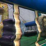Shell We Bounce Toddler Bounce House