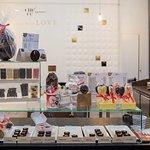 Csokoládé bolt és látványműhely