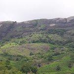 Barren hills near Vagamon meadows