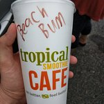 Foto de Tropical Smoothie Cafe