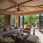 Garden Villa With Private Pool Living Area