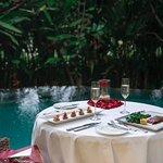 In-Villa Romantic Dining Experience