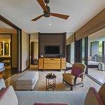 The Ritz-Carlton Suite 1 Bedroom Living Area