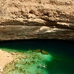 Wadi Shab Adventures : Our mode of transport in the desert
