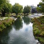Avon River resmi