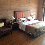 Mangar rooms and hotel surroundings