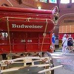 Traditioneller Bierwagen