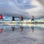 Salar de Uyuni - Entretenimiento