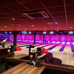 Disco bowling 1