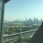 Dubai Frame ภาพถ่าย
