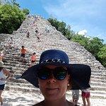 Pirâmide de Coba
